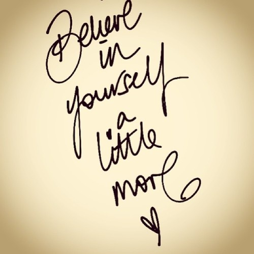 Believe In Yourself Quotes Healthylifehappywifeblog